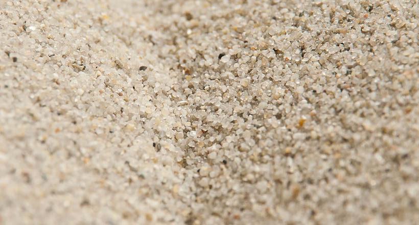 Filtračný piesok 0,4 – 0,8 mm