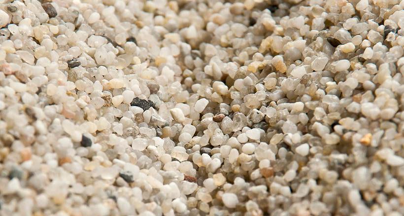 Filtračný piesok 1,0 – 1,6 mm