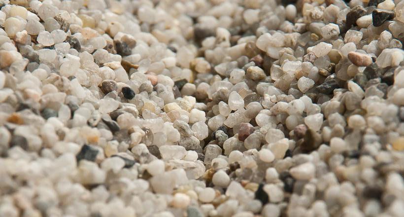 Prírodný kremičitý piesok 1,4 – 2,0 mm