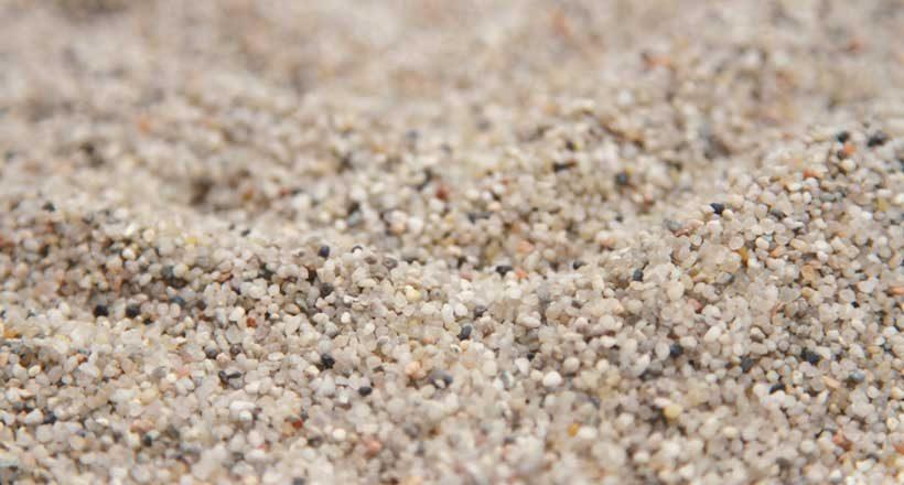 Sand A – zmes pre plastbetóny