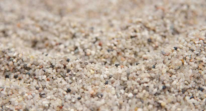 Sand B – zmes pre plastbetóny