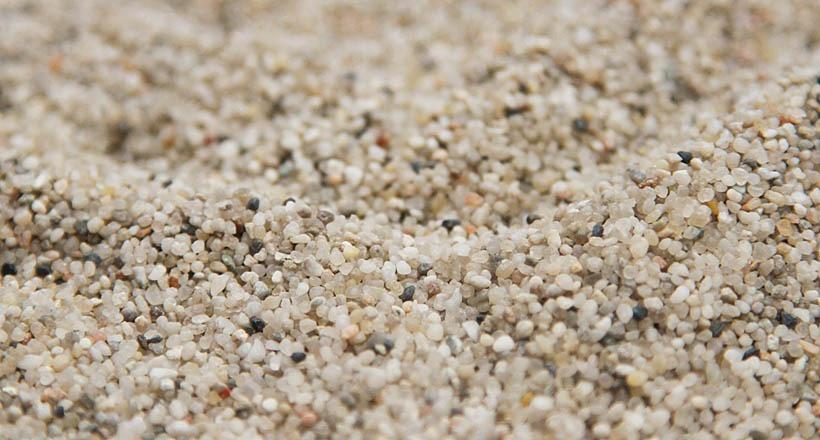 Křemičitý písek Silico 1,0 – 1,6 mm
