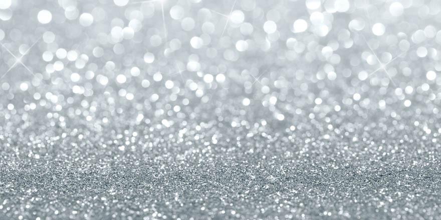 Glitters-Silver